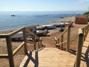 Accesos litoral - Mijas