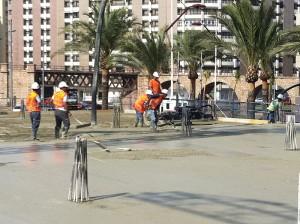 Nave consentino - Almería