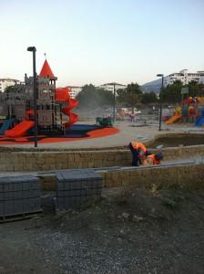 Parque infantil La Campana - Marbella