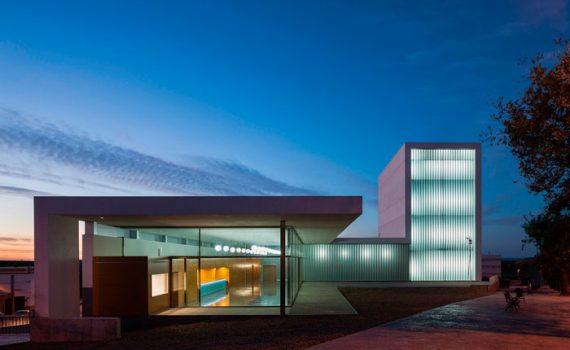 Teatro Municiapal Arahal Cubarge